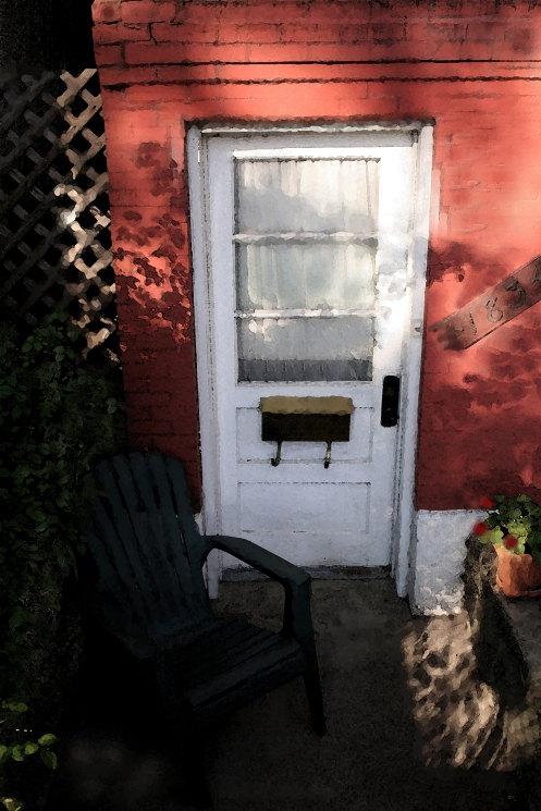 FRONT DOOR H20