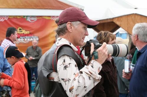 Leicaman....(shooting a Canon!)