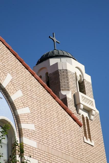 St. Sophia...San Antonio